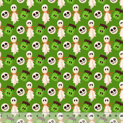 Halloween Babies- Home Decor Fabric Polyester 62