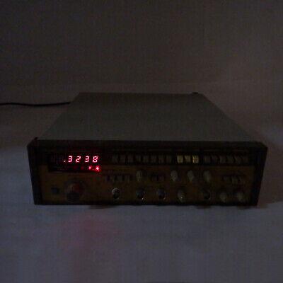 Instek Fg-813 Vrsatile Function Generator 0.1hz-13mhz Modulation Frequency Sweep