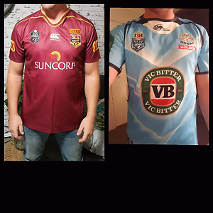 State of Origin Jerseys! Ormeau Gold Coast North Preview