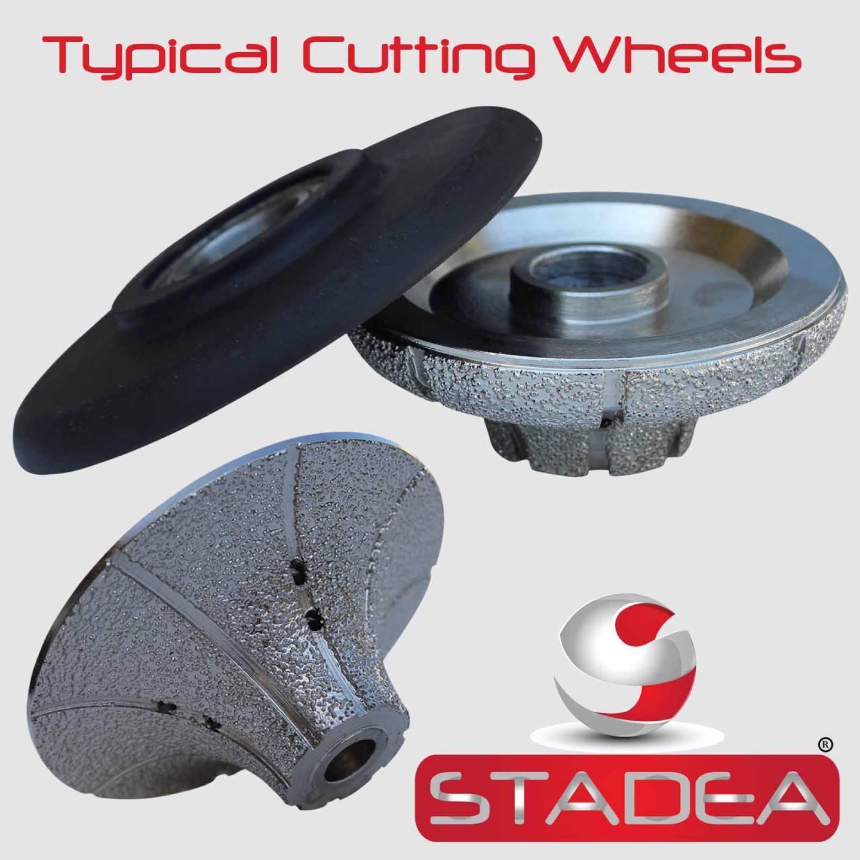 Diamond Profile Wheel Bit Bevel 1 3 16 Quot 30 Mm E30 4