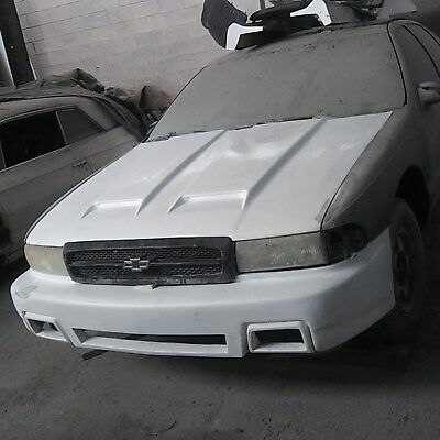 CHEVROLET CAPRICE IMPALA SS HOOD TWIN TURBO FUNCTIONAL NEW DESIGN TOP QUALITY