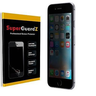 "2X SuperGuardZ® Privacy Anti-Spy Screen Protector Bulwark For iPhone 7 Plus 5.5"""