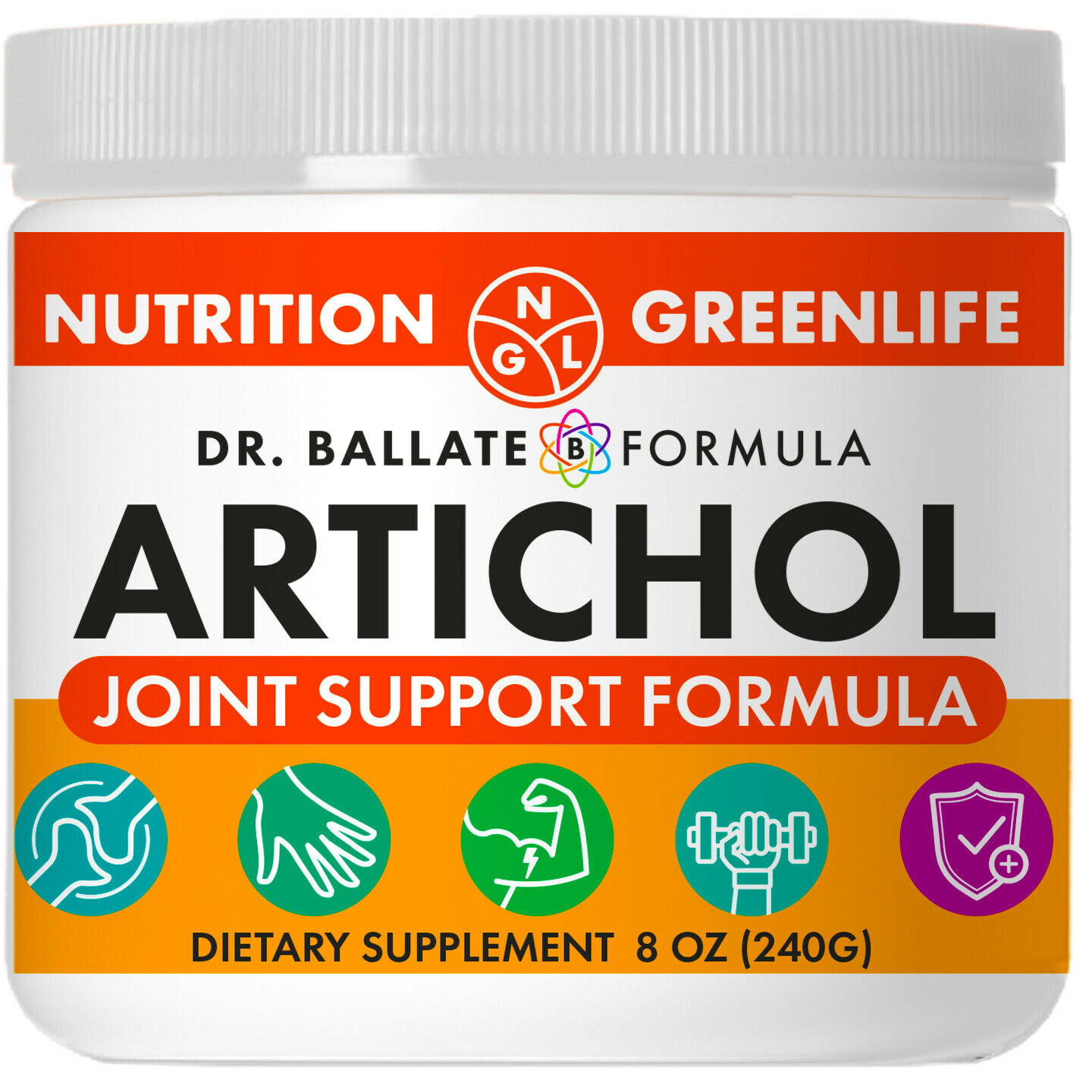 Artichol Joint Support Formula Extra Strength Glucosamine Ch