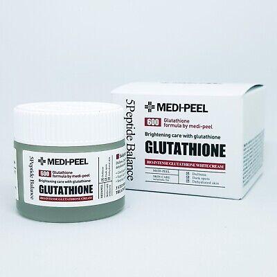 MEDI PEEL Bio Intense Glutathione White Cream 50g Brightening Moisture K-Beauty