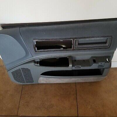 1991-1996 Chevy Caprice Impala  Passenger Door Panel