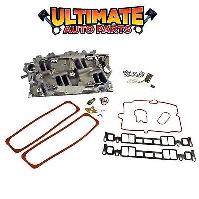 Lower Intake Manifold w/Gasket Set (5.7L - V8) for 96-00 Chevy 3500 Pickup 3500 Intake Manifold Gasket