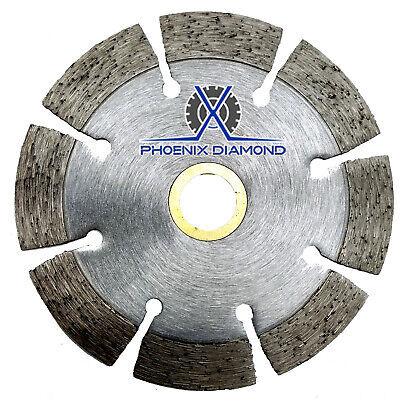 6 Wetdry Diamond Saw Blade All Purpose For Concrete Stone Brick Masonry