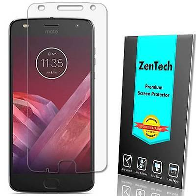 4X ZenTech® Anti-glare Matte Screen Protector Safety For Motorola Moto Z2 Play