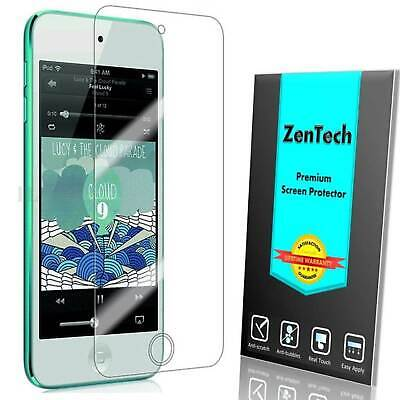 Ipod Screen Guard (ZenTech Tempered Glass Screen Protector Guard Shield For Apple iPod Touch 7 6 5)
