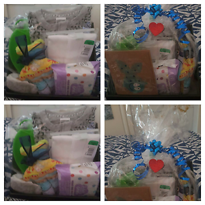 Hattys hampers baby gift boxes Edgewater Joondalup Area Preview