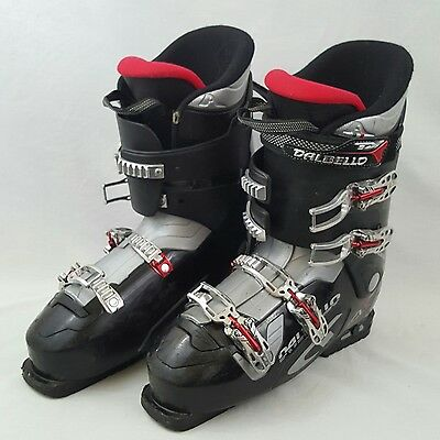 Dalbello Aerro 57 Men's Ski Boots Size Mondo 26 26.5 305mm Down Hill, used for sale  Shipping to Canada