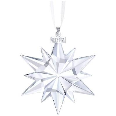 SET OF 3 ** Swarovski Crystal 2017 ANNUAL EDITION CHRISTMAS ORNAMENT 5257589