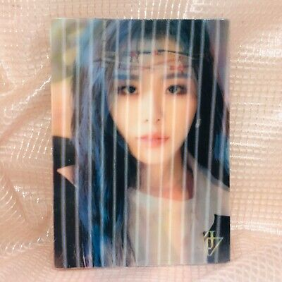 Wheein Official Lenticular Photocard MaMaMoo 2nd Full Album Reality in Black HIP