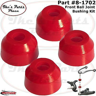 Prothane 8-1702 Front Ball Joint Boot Kit for 90-97 Honda Accord ()
