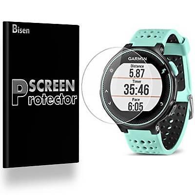 [4-PACK BISEN] HD Clear Screen Protector Guard Shield For Garmin Forerunner 225