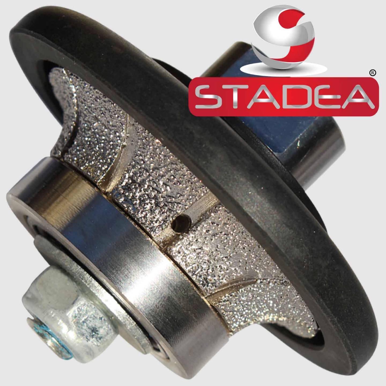 Stadea Granite Polishing Bullnose Tools Kit For Granite