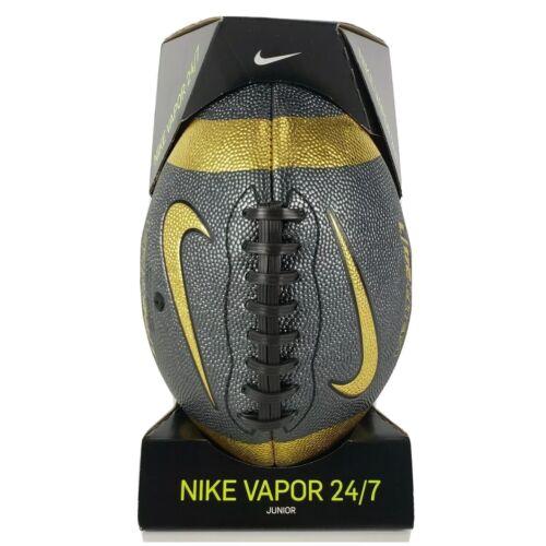 Nike Vapor 24/7 Junior Football 2.0 Gold/Grey New