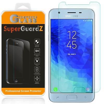 3rd Gen Screen Protector ([3-PACK] Samsung Galaxy J3 V (3rd Gen, 2018) Tempered Glass Screen)