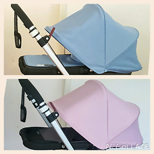 PROFESSIONALLY CLEANED! Bugaboo CAMELEON pink or blue Ashwood Monash Area Preview