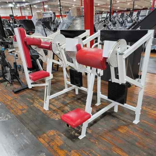 Nautilus Generation 1 Bicep and Tricep RARE Commercial Gym Equipment