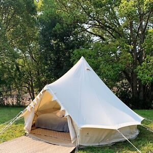 4m bell tents