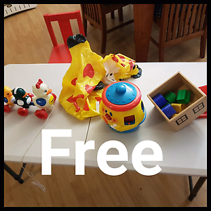 FREE - kids toys Ellenbrook Swan Area Preview