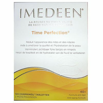 Imedeen Time Perfection 120 Tablets 2 month Supply  New Exp 03/2019 US SELLER