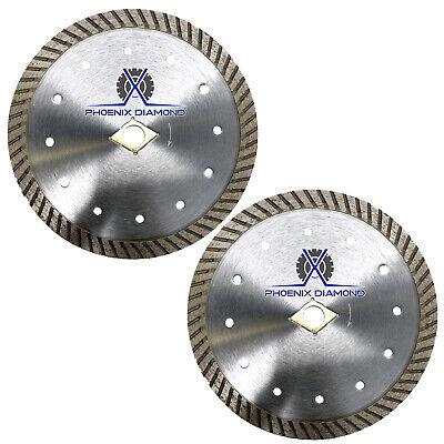 2pk 7 Wetdry Turbo Continuous Diamond Saw Blade All Purpose Concretemasonry