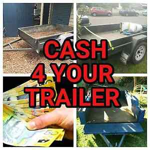 Cash For Trailers..!!!   I Buy Trailers..!!!  SeLL Your Trailer Pascoe Vale Moreland Area Preview