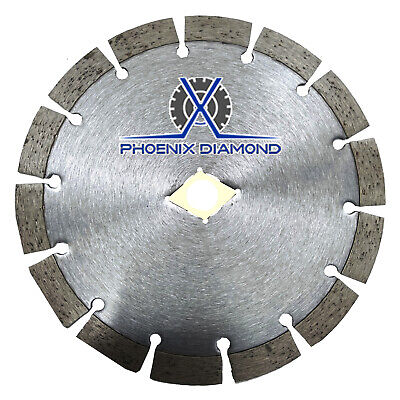 12 Wetdry Diamond Saw Blade All Purpose For Concrete Stone Brick Masonry