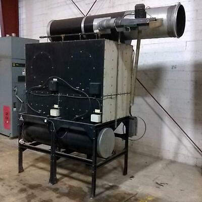 Plymovent Bm-4 Dust Collector 9555-1011