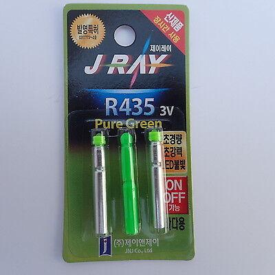 LED KNICKLICHT J RAY R435 4mmx 35mm GRÜN  4 er Sparpack