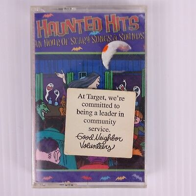 Haunted Hits Halloween Cassette 1996 Scary Sounds Songs ft Elvira Monster Mash](Elvira Halloween Songs)