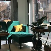 Chaises a louer pour styliste, Chair rental for hairdresser