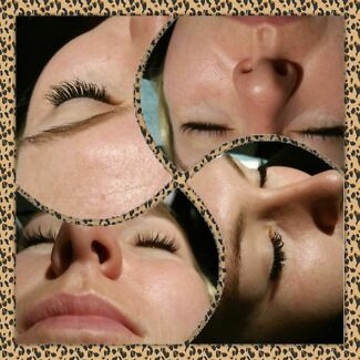 Eyelash extensions Spray tanning Hair extensions Secret Harbour Rockingham Area Preview