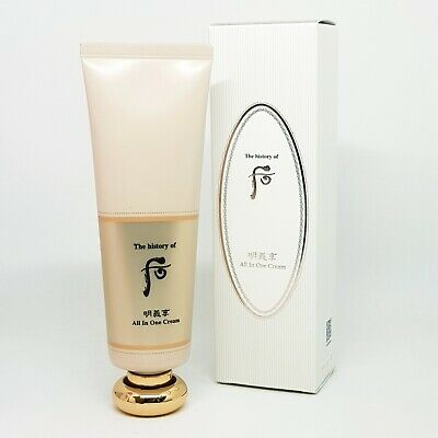 The History Of Whoo Myunguihyang All In One Cream 80ml Anti Aging K-Beauty