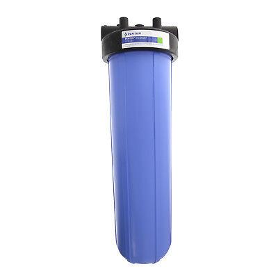 Pentek 20 x 4.5 Inch Big Blue Whole House Filter Housing 3/4 NPT