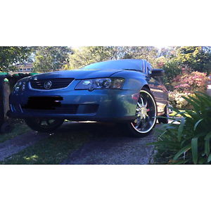 symbolic 20 inch chrome rims and near new tyres.commodore ford.to Doyalson North Wyong Area Preview