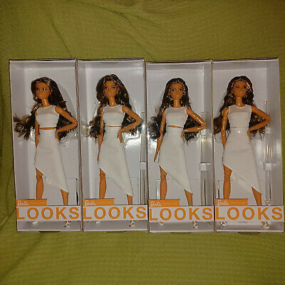 Barbie Signature Looks Doll 2021 GTD89 #1 Made to Move NRFB