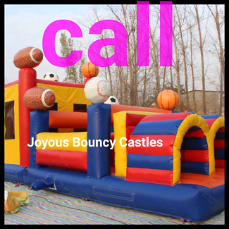 Creigburn kids jumping castle hire from $110 holiday special