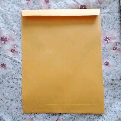 10x13 Manila Kraft Catalog Shipping Mailers Envelopes W Gummed Closure