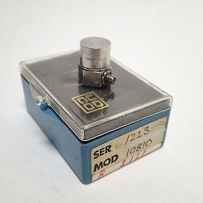 Unholtz-dickie 10b10 Accelerometer Piezoelectric Vibration Transducer 10pcg