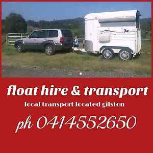 Float hire &local transport $60 Gilston Gold Coast West Preview