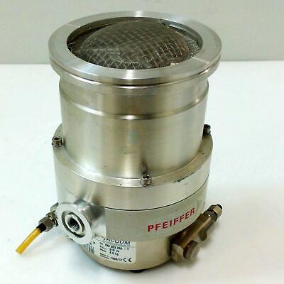 Pfeiffer Vacuum Turbomolecular Drag Pump Tmh 260