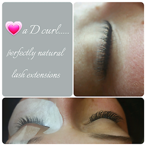 FULL SET OF NATURAL LASHES EXTENSIONS $70 inc Brow Shaping Frankston Area Preview