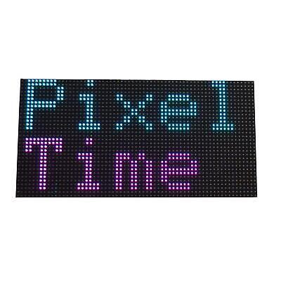 P4 64x32 Pixel Led Matrix Module Panel Display Sreen Esp8266 Esp32 Arduino