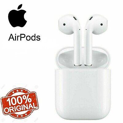 AirPods 2 Apple Auricolari con microfono Custodia di Ricarica via cavo MV7