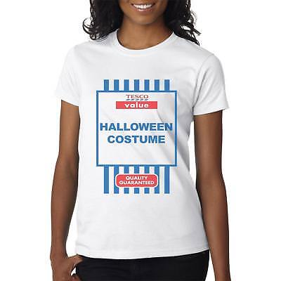 Tesco Value Halloween Costume T-Shirt -  Mens/Womens - Halloween Tshirt - - Funny Harry Potter Halloween Costumes
