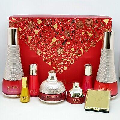 SU:M37 Fleur Regenerative Special Set 8 Items Anti Wrinkle K-Beauty