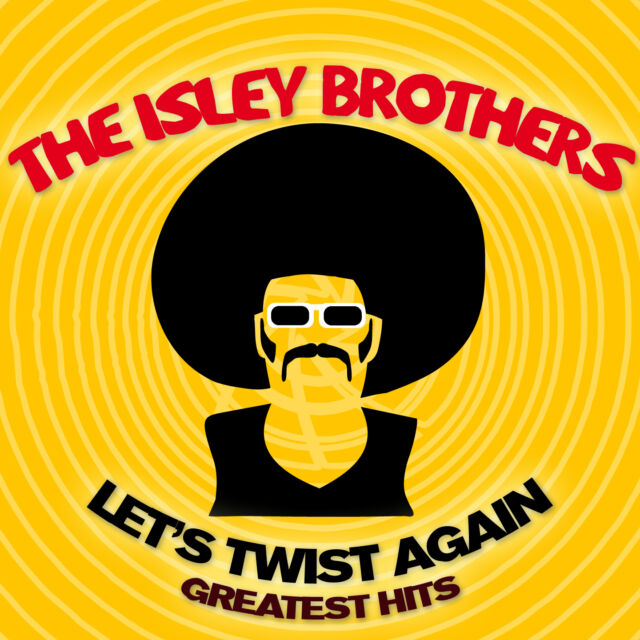 CD The Isley Brothers Twist and Shout Greatest Hits